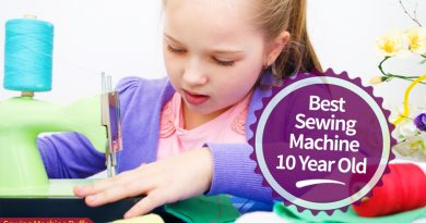 best sewing machine for 10 year old