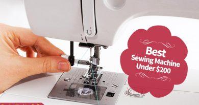 Best Sewing Machine Under $200