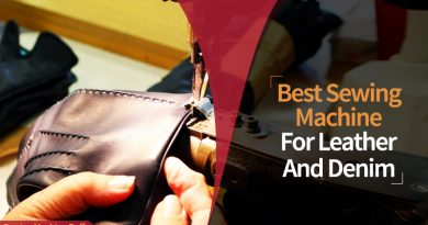 best heavy duty sewing machine for leather and denim