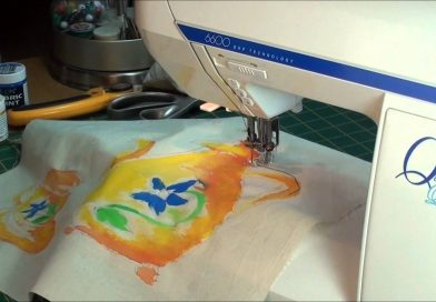 Best Monogramming Sewing Machine For Applique and Embroidery