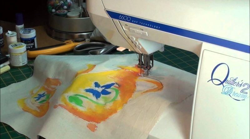 best sewing machine for applique and embroidery