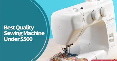 best sewing machine under $500