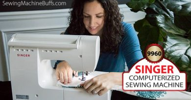 SINGER 9960 Quantum Stylist Computerized Sewing Machine Reviews