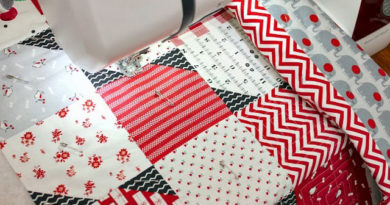 Difference Between Patchwork And Quilting