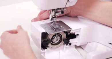 How To Fix A Thread Jam On A Sewing Machine