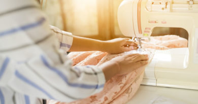 difference between sewing and quilting