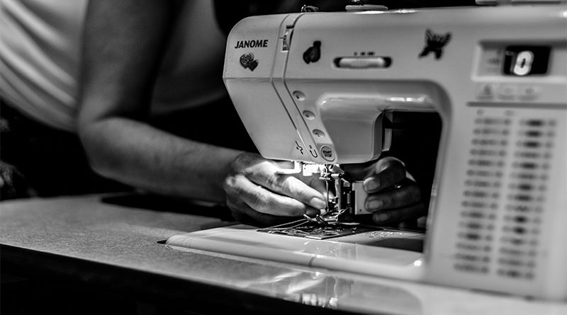 How To Use A Walking Foot On Sewing Machine