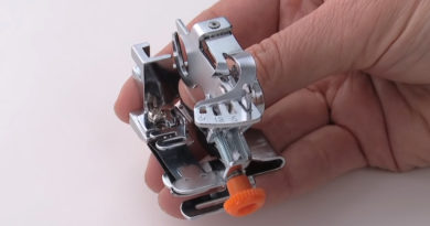 What Is Presser Foot In Sewing Machine