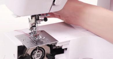 Singer Sewing Machine Bobbin Holder Came Out