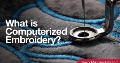 What is Computerized Embroidery