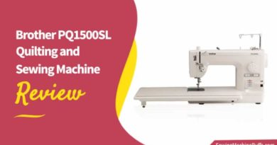 Brother PQ1500SL Quilting and Sewing Machine Review