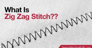 What Is Zig Zag Stitch