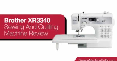 Brother XR3340 Sewing And Quilting Machine Review