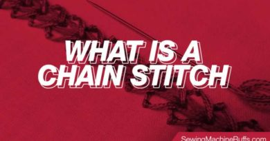 What Is A Chain Stitch