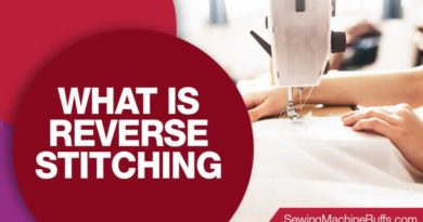 What Is Reverse Stitching