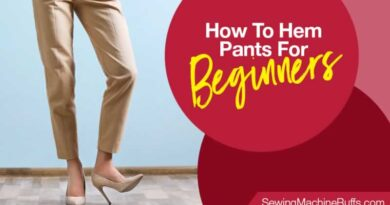 How to Hem Pants for Beginners