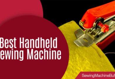 Best Handheld Sewing Machine in 2020