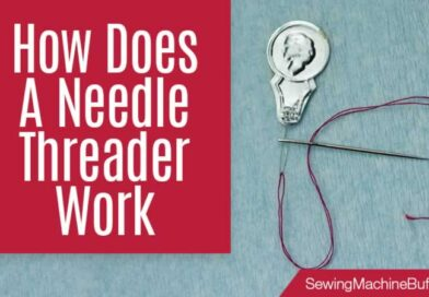 How Does a Needle Threader Work