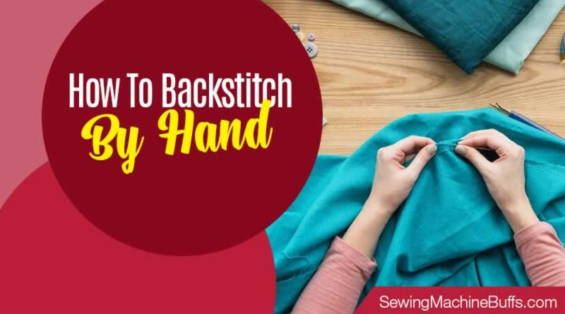 How to Backstitch by Hand