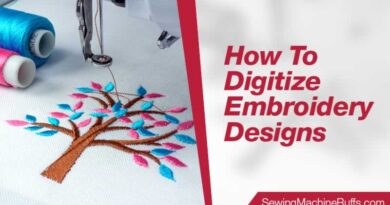 How to Digitize Embroidery Designs