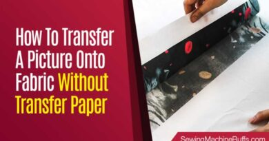 How to Transfer a Picture Onto Fabric Without Transfer Paper