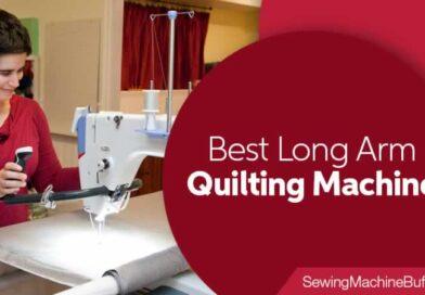Best Long Arm Quilting Machine in 2021
