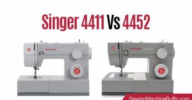 Singer 4411 Vs 4452
