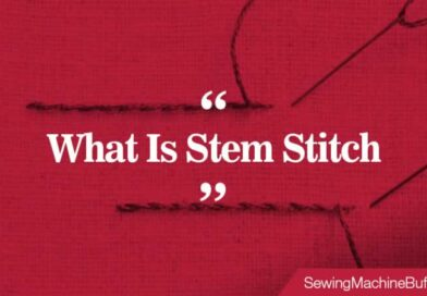 What Is Stem Stitch