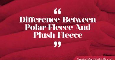 Difference Between Polar Fleece And Plush Fleece