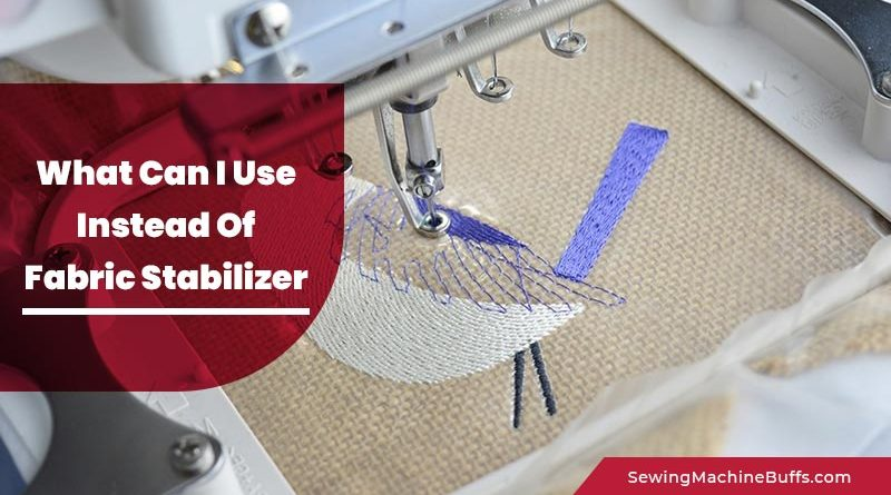What Is Embroidery Backing