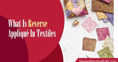 What Is Reverse Applique in Textiles