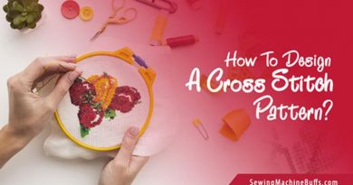 How To Design A Cross Stitch Pattern