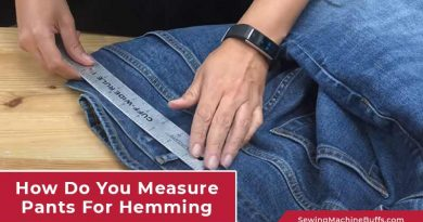 How Do You Measure Pants For Hemming
