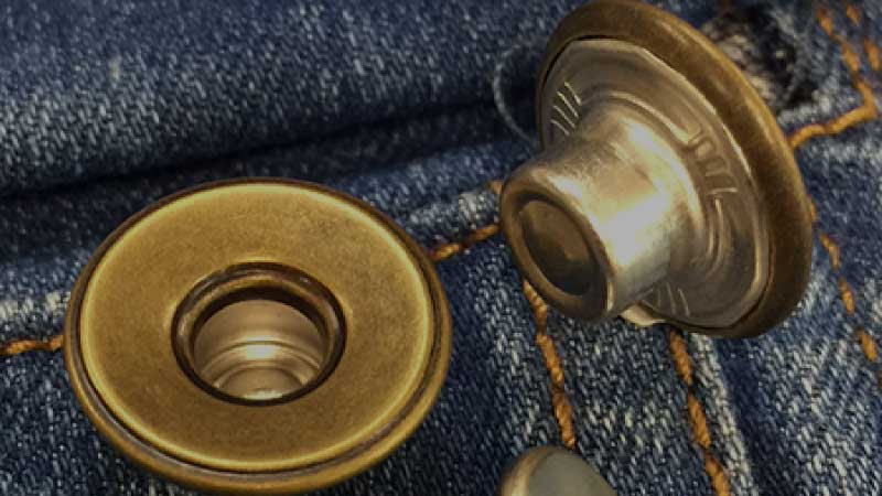 How to Remove Jeans Button With Two Pliers