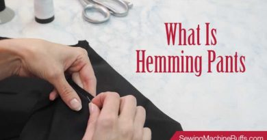 What Is Hemming Pants