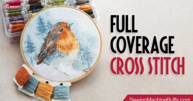 What Is Full Coverage Cross Stitch