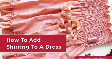 How to Add Shirring to A Dress