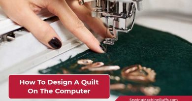 How To Design A Quilt On The Computer