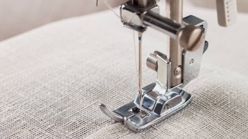 How To Sew In Reverse