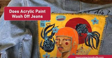 Does Acrylic Paint Wash Off Jeans