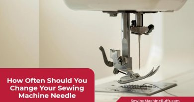 How Often Should You Change Your Sewing Machine Needle
