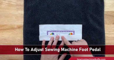 How To Finish Cross Stitch Bookmark