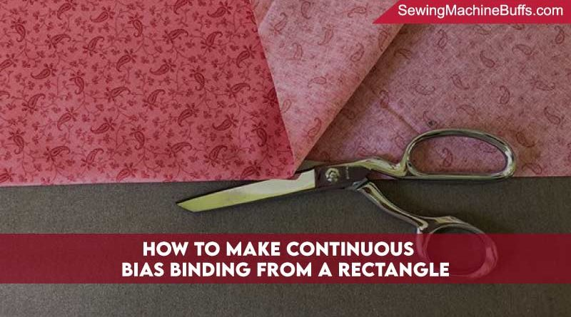 How To Make Continuous Bias Binding From A Rectangle
