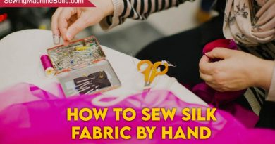 How To Sew Silk Fabric By Hand