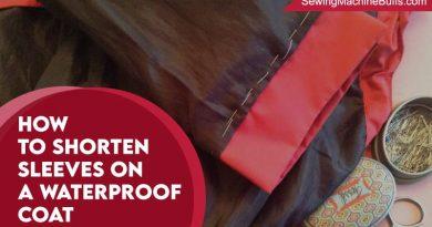 How To Shorten Sleeves On A Waterproof Coat
